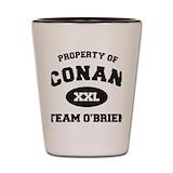 Conan obrien Shot Glasses