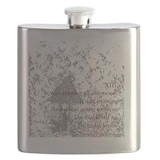 Poem XIII Flask