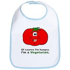 Hungry Vegetarian Bib