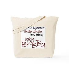 babybubba2 Tote Bag