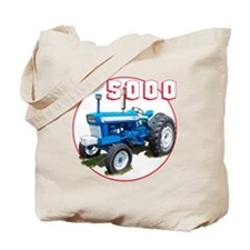 Ford5000-C8trans Tote Bag