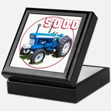 Ford5000-C8trans Keepsake Box