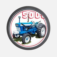 Ford5000-C8trans Wall Clock