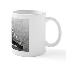 uhlmann sticker Mug