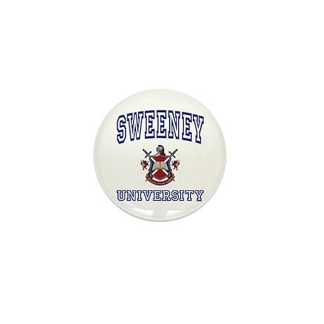 SWEENEY University Mini Button (100 pack)