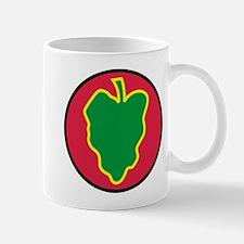 24th Infantry Division Mugs