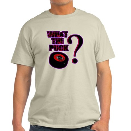 what_the_puck Light T-Shirt