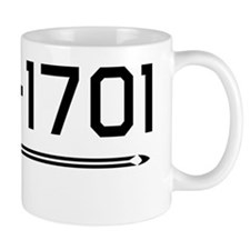 ncc-1701 copy Mug