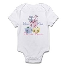 Twins New Kid on the Block Infant Bodysuit