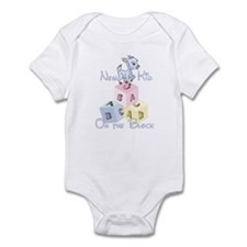 Boy New Kid on the Block Infant Bodysuit