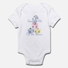 Boy New Kid on the Block Infant Bodysuit