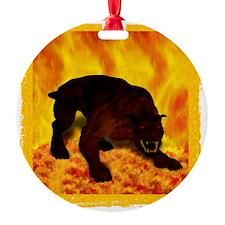 hellshound Ornament