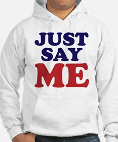 just say me Jumper Hoody