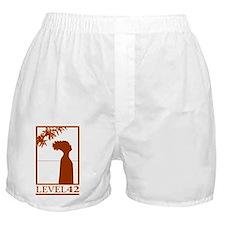 L42 European Tour 1982 Boxer Shorts