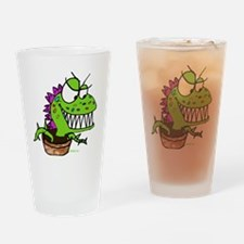 Little Shop Plant Drinking Glass