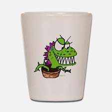 Little Shop Plant Shot Glass