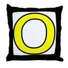 zero-shrock Throw Pillow
