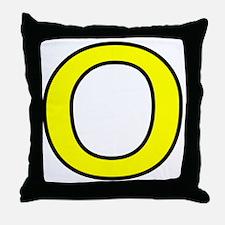 zero-shrock Throw Pillow