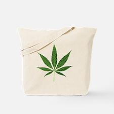 Pot Leaf Tote Bag