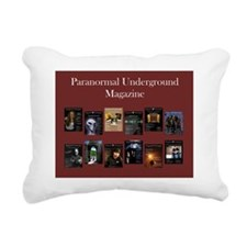 2-Cover Rectangular Canvas Pillow
