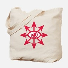 chaoseye-red Tote Bag