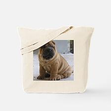 LaurensSharpei Tote Bag