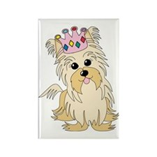 SISSY-Crown.gif Rectangle Magnet