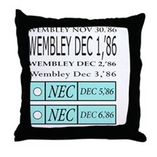 Classic Level4286 back Throw Pillow