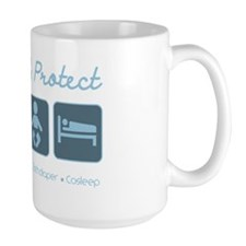Attachment Parenting Sign10 Mug