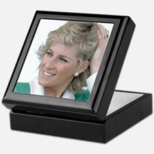 HRH Princess Diana Australia Keepsake Box