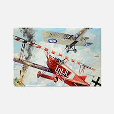 Fokker Rectangle Magnet