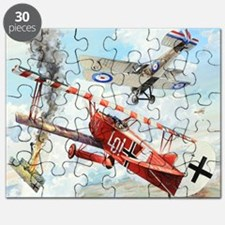 Fokker Puzzle