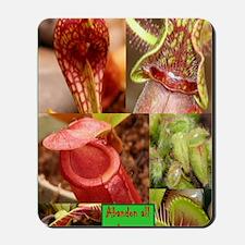 Plant Mouths CPress1 23 x 35 Mousepad