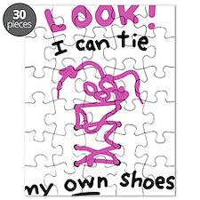 tie_shoes_pink Puzzle