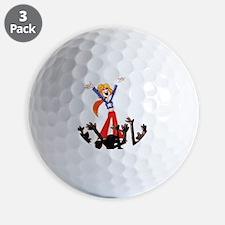Suffrage Golf Ball