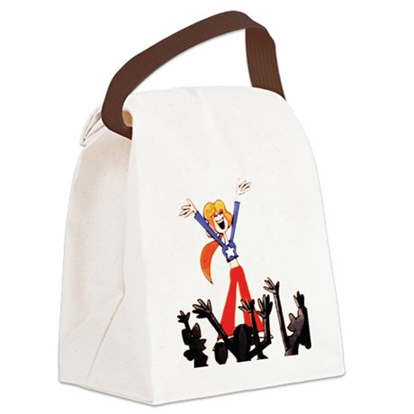 Suffrage Canvas Lunch Bag