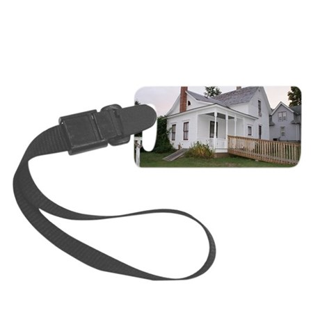 Villisca by Chad Small Luggage Tag