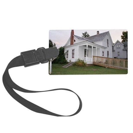 Villisca by Chad Large Luggage Tag