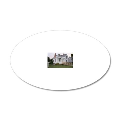 Villisca by Chad 20x12 Oval Wall Decal