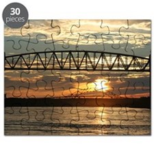 Cape Cod Sunrise Puzzle