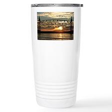 Cape Cod Sunrise Travel Mug
