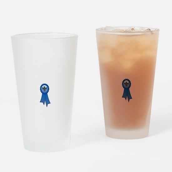 lad01 Drinking Glass