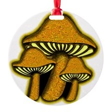 YellowShrooms Ornament