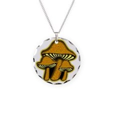 YellowShrooms Necklace