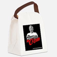 mr crean black 3 Canvas Lunch Bag