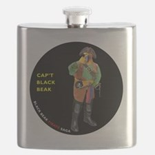 CIRCLE_9_5_NB_BLACK_BEAK_FI Flask