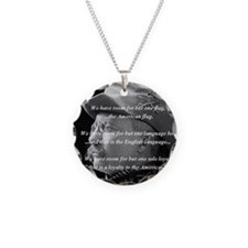 teddy_roosevelt_QUOTE_big Necklace