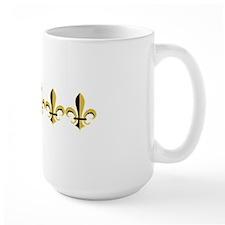fleurBGblessMg Mug