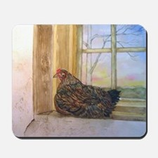 Sunset Roost  lightened Mousepad