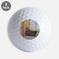 Sunset Roost  lightened Golf Ball